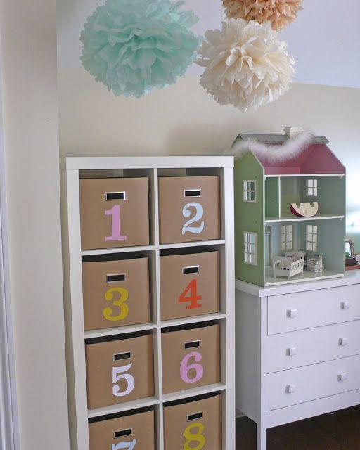 kallax chiffres | Kallax, Solutions de stockage de jouets, Ikea