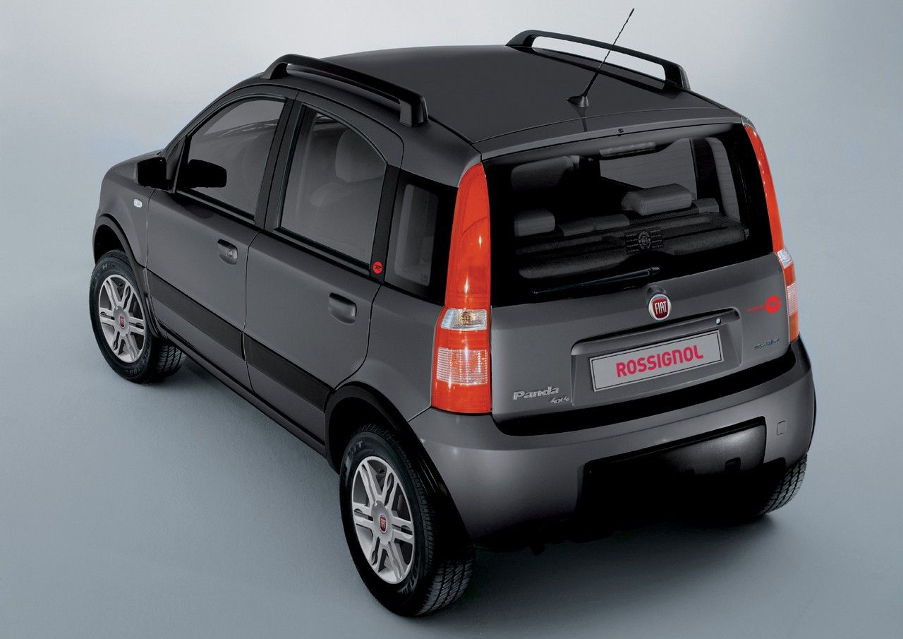 Fiat Panda Was A Huge Success When It Was Launched 30 Years Back