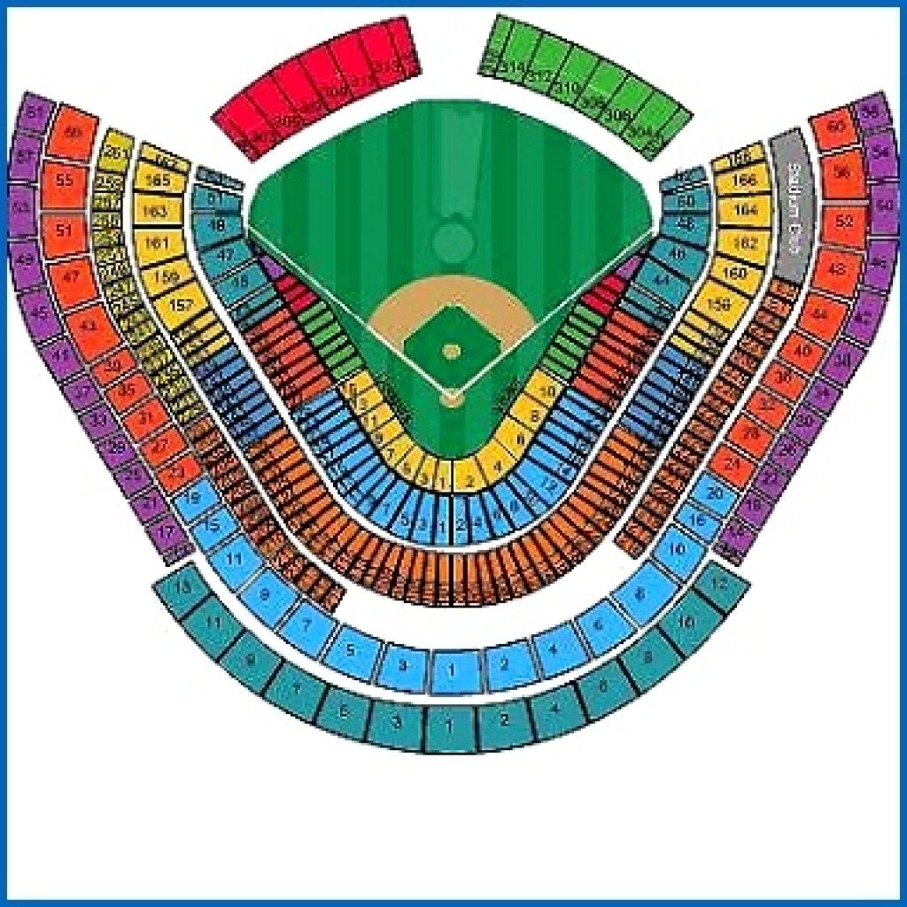 The Most Incredible And Interesting Dodger Stadium Seating Chart With Row Letters