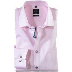 Photo of Olymp Luxor shirt, modern fit, Global Kent, rosé, 46 olympymp