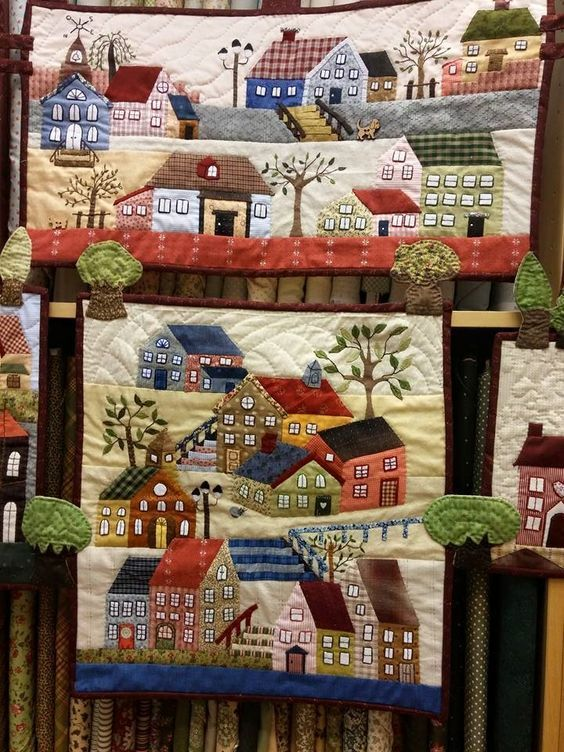 Quilt patchwork by susana cano padilla patchwork - Patrones colcha patchwork ...