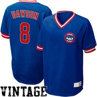 the latest b8bc2 6e885 Nike Andre Dawson Chicago Cubs Cooperstown Throwback Jersey ...