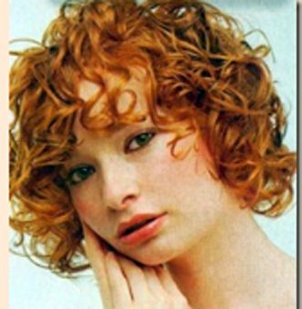 Prime 1000 Images About Red Curly Hair On Pinterest Red Hairstyles Short Hairstyles Gunalazisus
