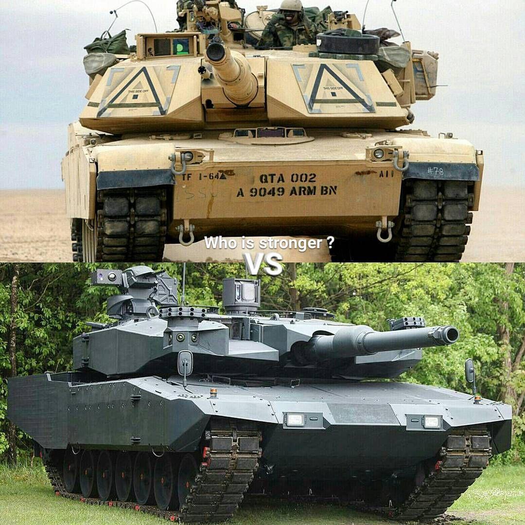 a488ffd57d43 M1A2 Abrams VS Leopard 2A7 Who is stronger