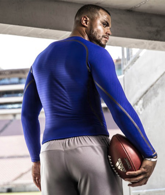 5e150bae7165 The Alphaskin Sport collection is adidas  mid-level compression base layer