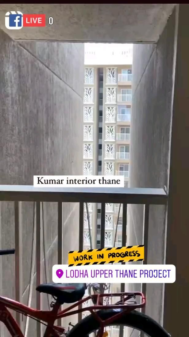 work on process Thane Project by team Kumar interior! stay t…
