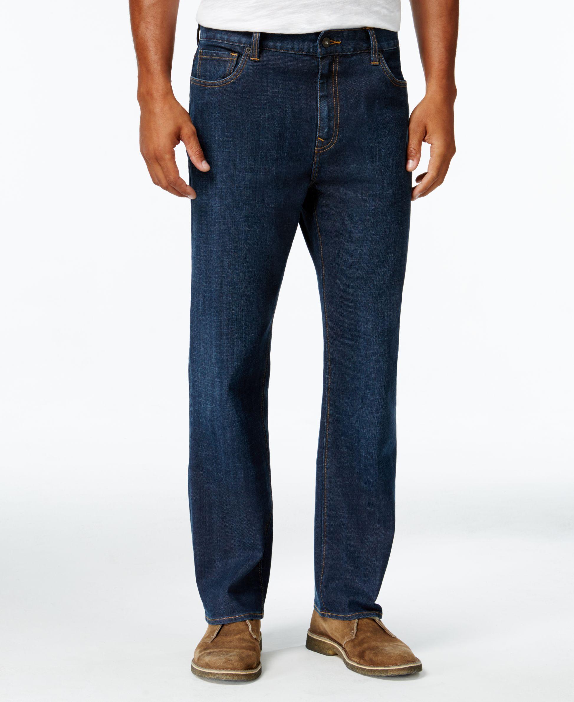 65e8b28edb Cutter & Buck Men's Big and Tall Greenwood Denim Jeans   Products ...