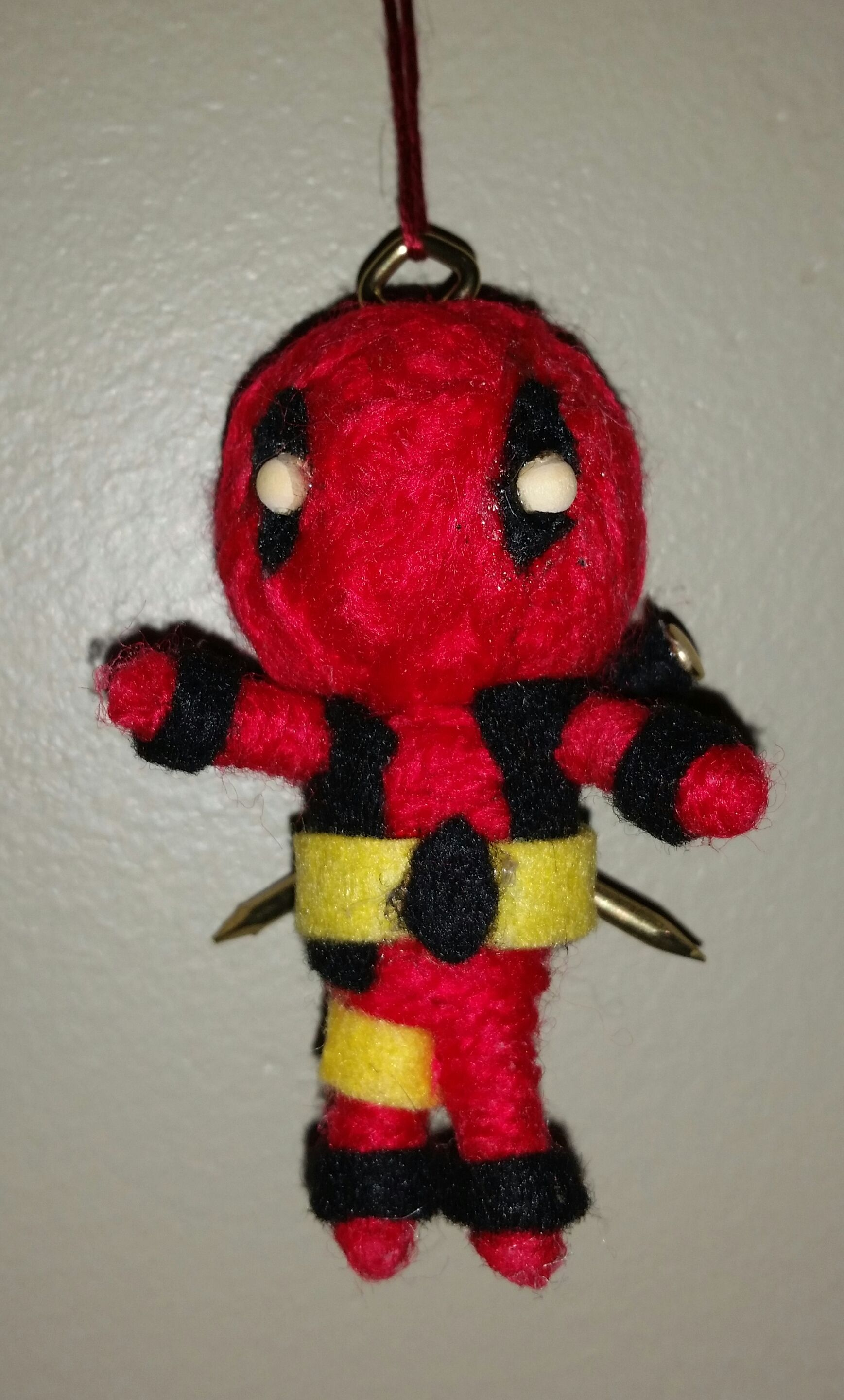 Deadpool voodoo string dolls pinterest deadpool voodoo and dolls