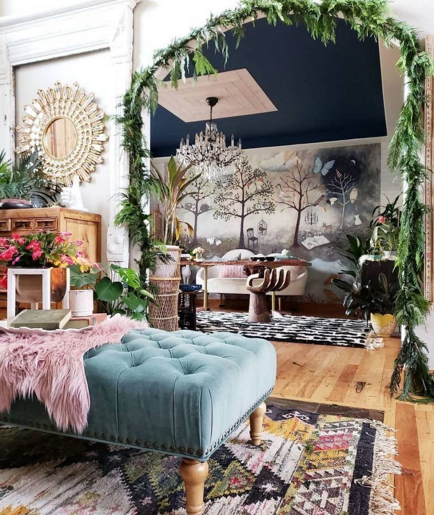 lies you  ve been told about home decor inspiration interior design boho chic also bohemian style ideas rh pinterest