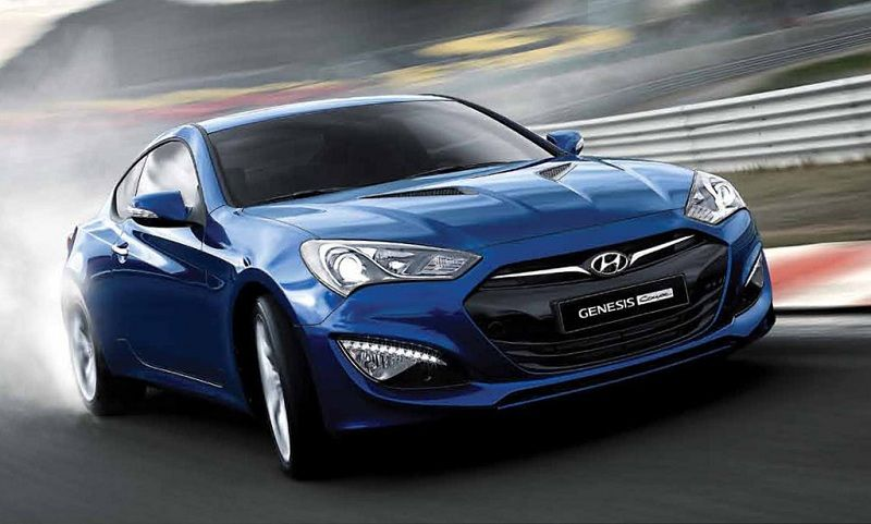 First Drive 2013 Hyundai Genesis 2 0t R Spec Coupe Review Plus