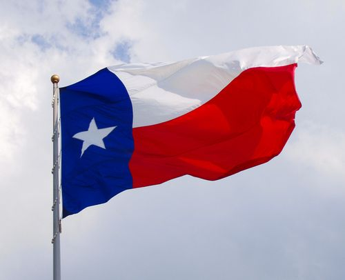 Texas Flag With Images Texas Flags Flag American History