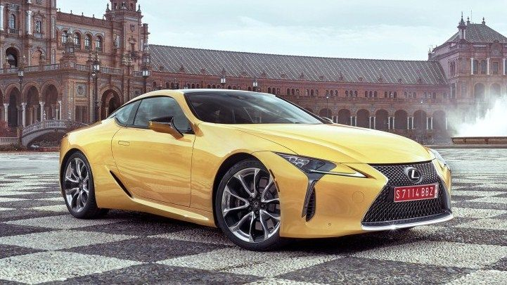 2019 Lexus Lc 500 Preview >> 2019 Lexus Lc 500 Release Date And Price 2017 2018 Car Reviews