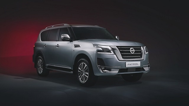 The New 2021 Nissan Armada Could Get A Diesel Engine In 2020 Nissan Patrol Nissan Armada Nissan