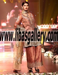 """Nickie Nina Bridal Couture Week Dresses, Formal, Occasion Outfits, shalwar kameez Dresses, Evening Wear with prices. """"You make me happier than I ever thought I could be, if you let me I will spend the rest of my life trying to make you feel the same way."""" www.libasgallery.com #UK #USA #Canada #Australia #France #Germany #SaudiArabia #Bahrain #Kuwait #Norway #Sweden #NewZealand #Austria #Switzerland #Denmark #Ireland #Mauritius #Netherland #Partywear #SpecialOccasionDress #style #latest 💕…"""