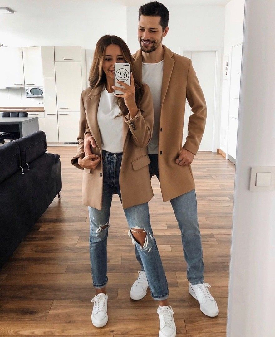Pin by Arely Gr on Outfit | Matching couple outfits