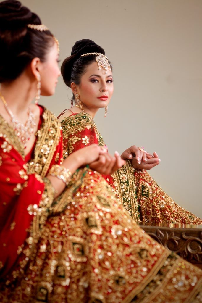 Nepali Bride Nepal Pinterest
