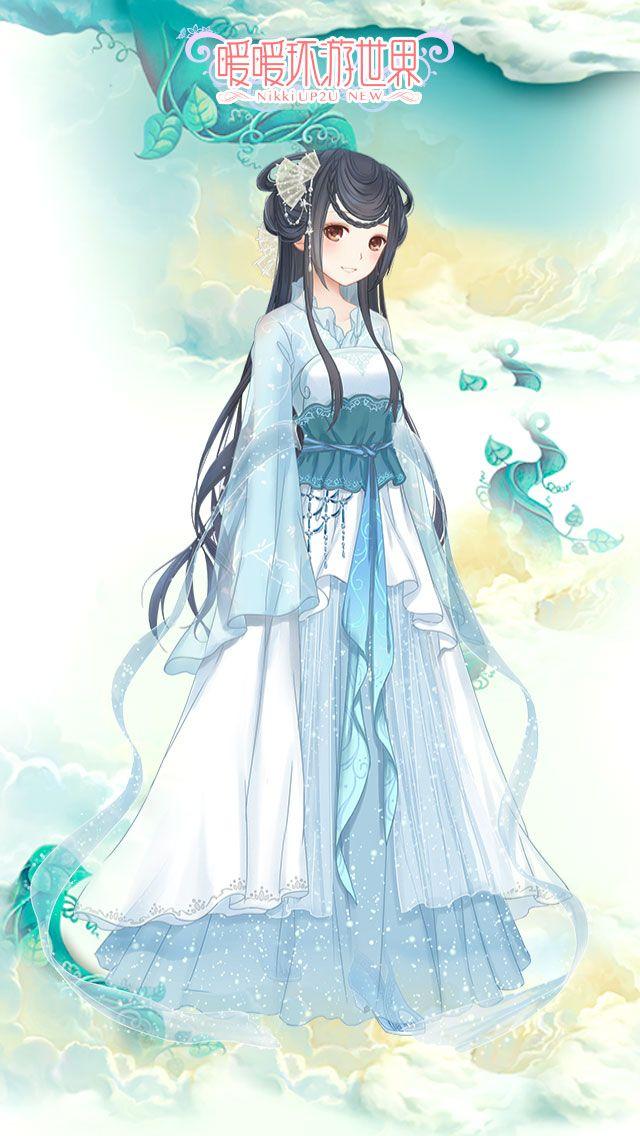 Miracle Nikki Chinese Anime Pinterest Anime Manga