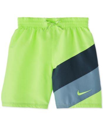 581c34a0c9 Nike Big Boys Signal 6 Volley Swim Trunks in 2019 | Products | Nike ...