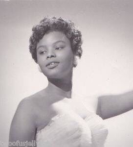 Zola Taylor, first female to be in a R&B group.