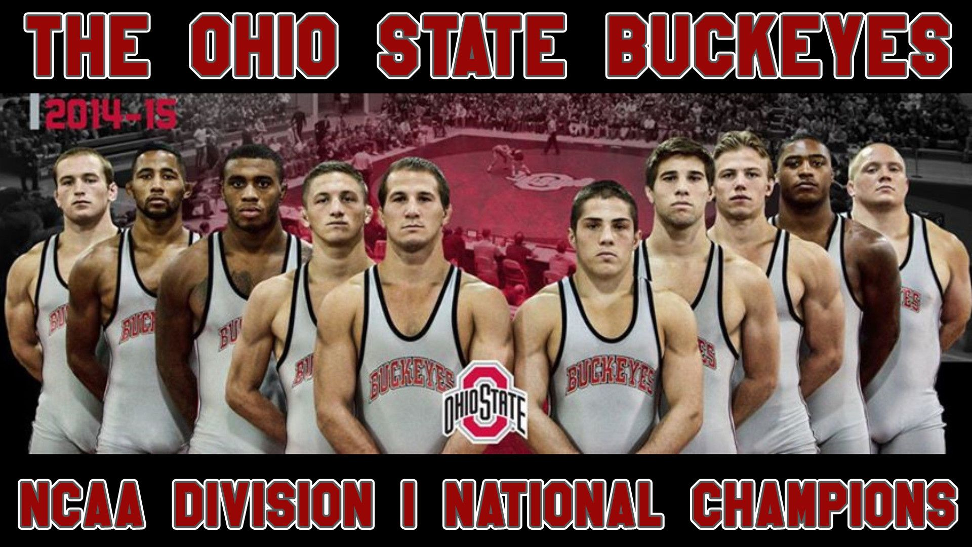 The Ohio State Buckeyes 2015 Ncaa Division 1 National Wrestling