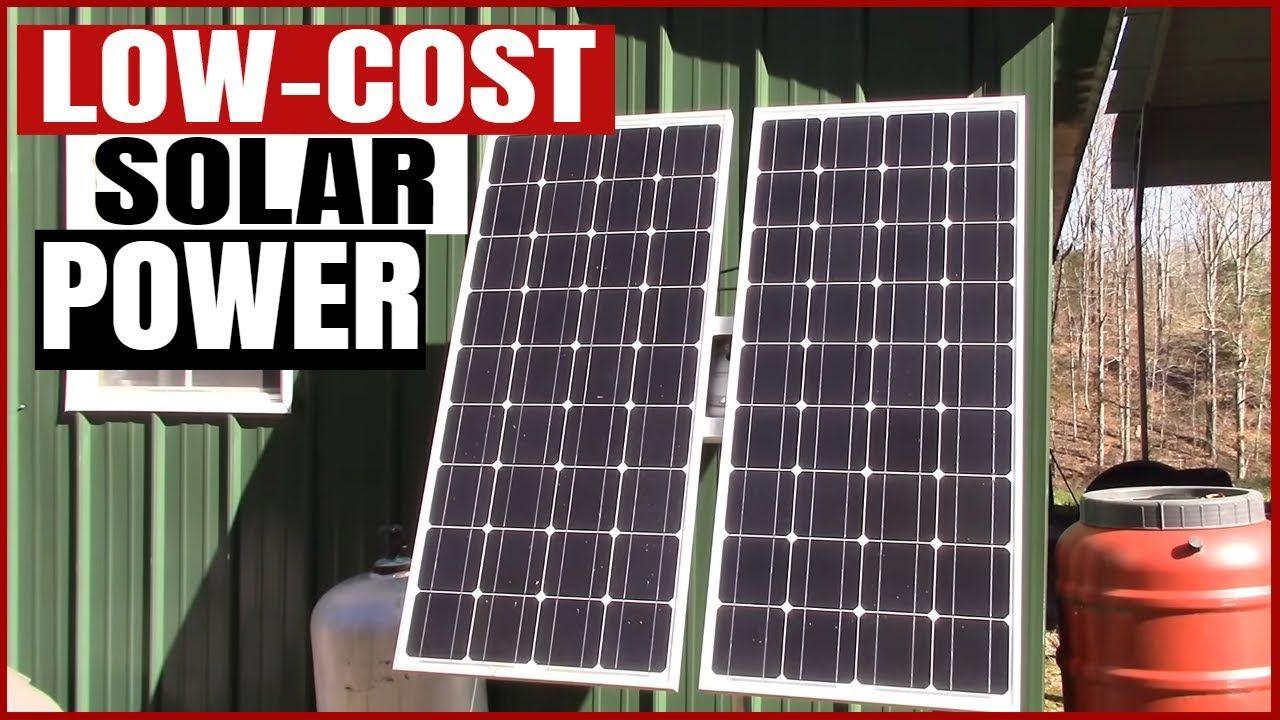 Renogy 100 Watt Solar Panel Review Solar Panels Solar 100 Watt Solar Panel
