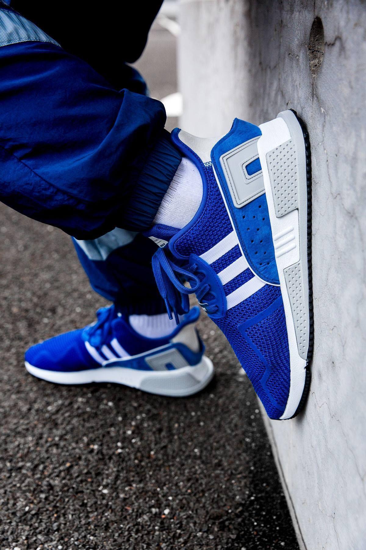 wholesale dealer fba16 ca867 adidas EQT Cushion ADV 'Blue Pack' | CooL Kicks ® | Adidas ...