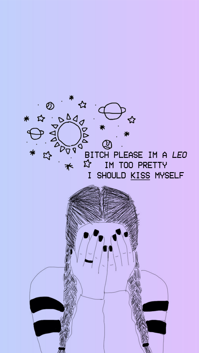Bitch Please I Am A Virgo I Should Kiss Myself Free Iphone