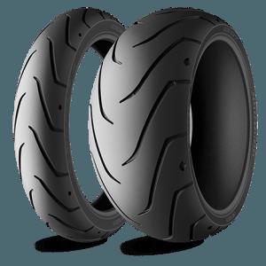 Llanta Michelin Scorcher 11 Para Moto Llantas Motos Rines Deportivos
