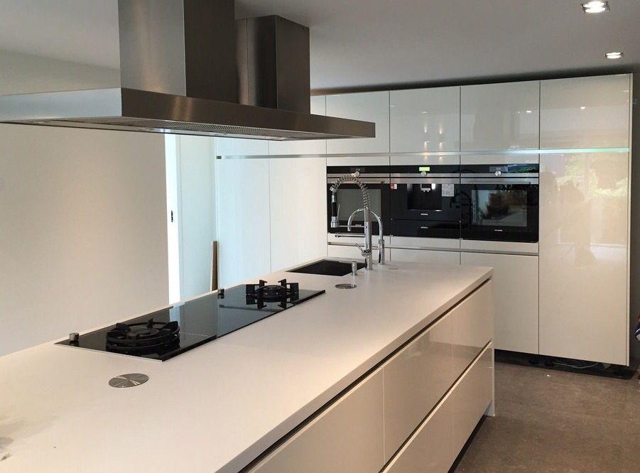 Häcker Systemat AV 4030-GL wit Thuiskeukensnl kitchen Pinterest - häcker küchen systemat