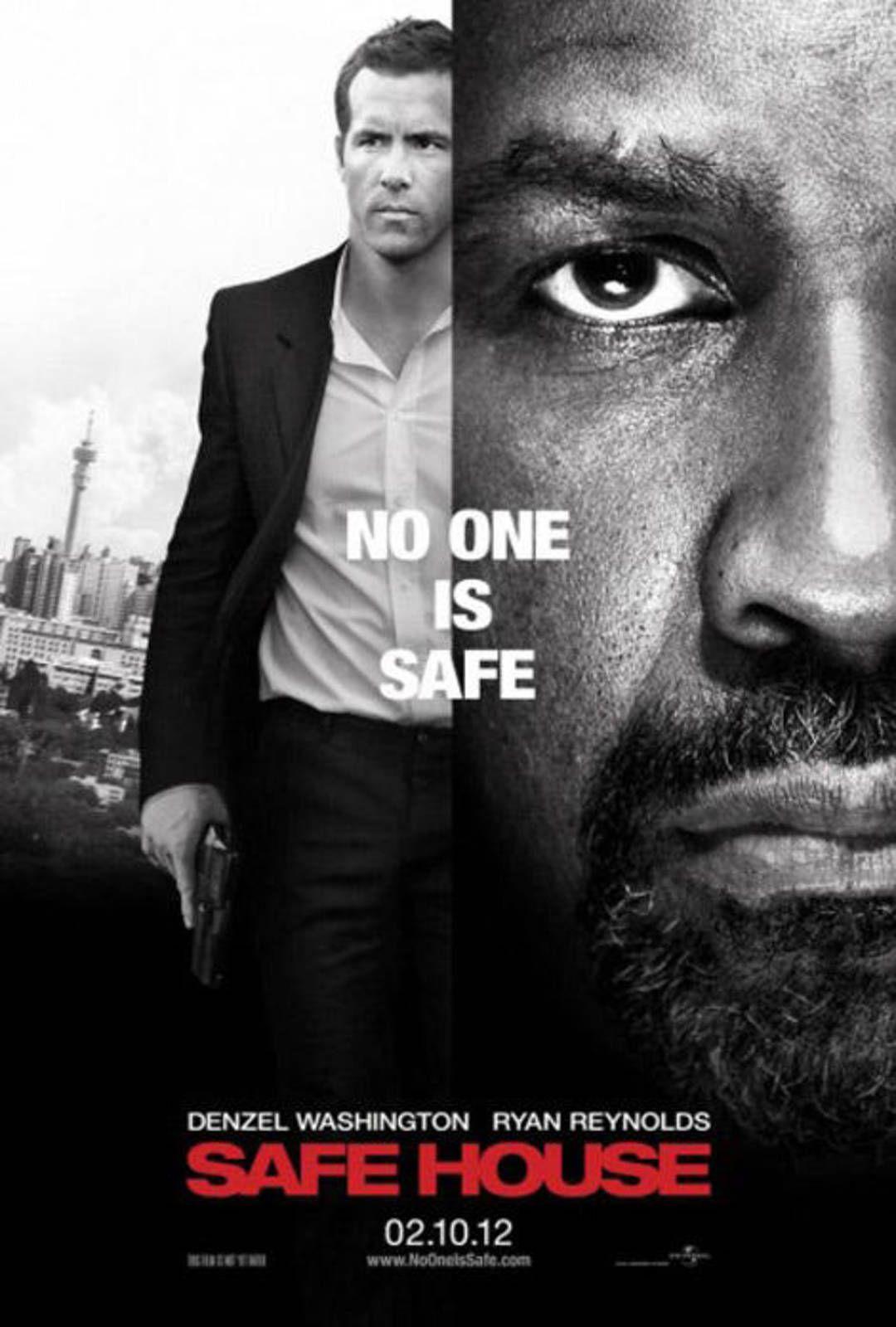 Securite Rapprochee Denzel Washington Ryan Reynolds Ver Peliculas Gratis