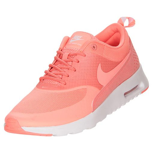 nike air max thea womens comfortable running shoes atomic pink