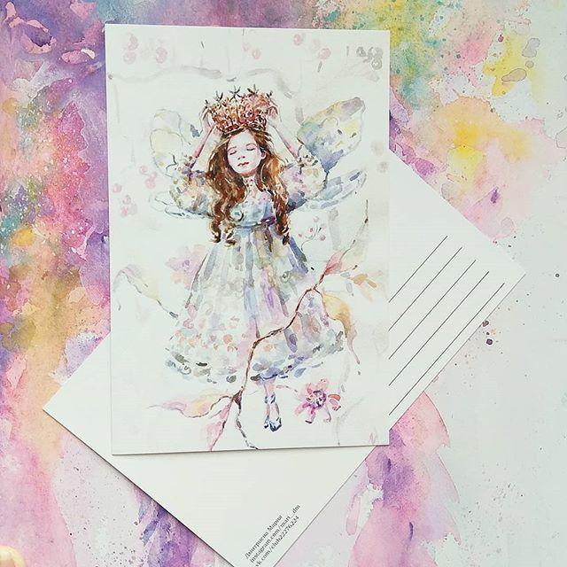 российском дмитриева мария открытки десять