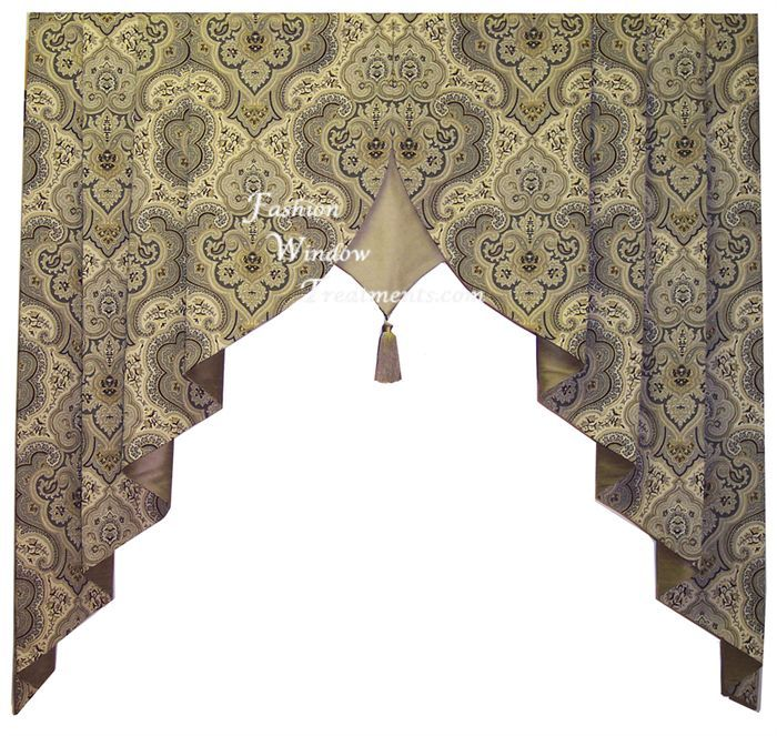 valances for windows | Valance Patterns, Curtain Patterns, Window Valance Patterns