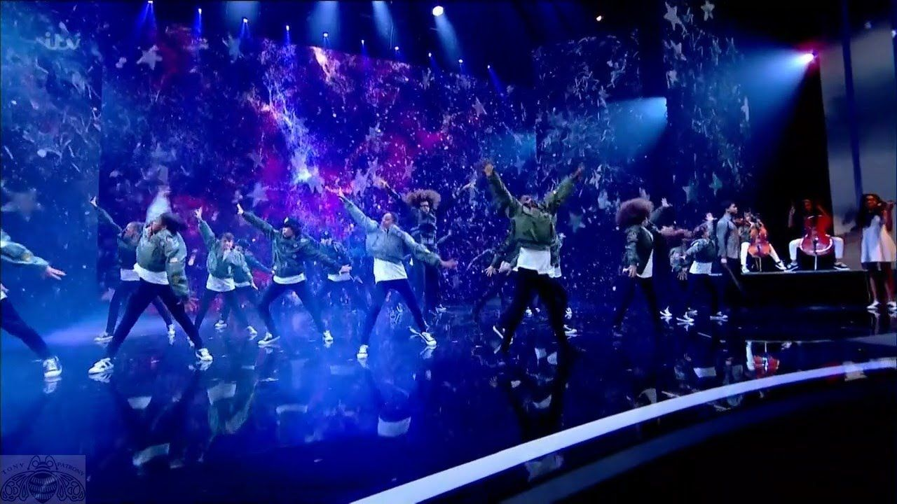 nice Britain's Got Talent 2017 Live Finals Diversity