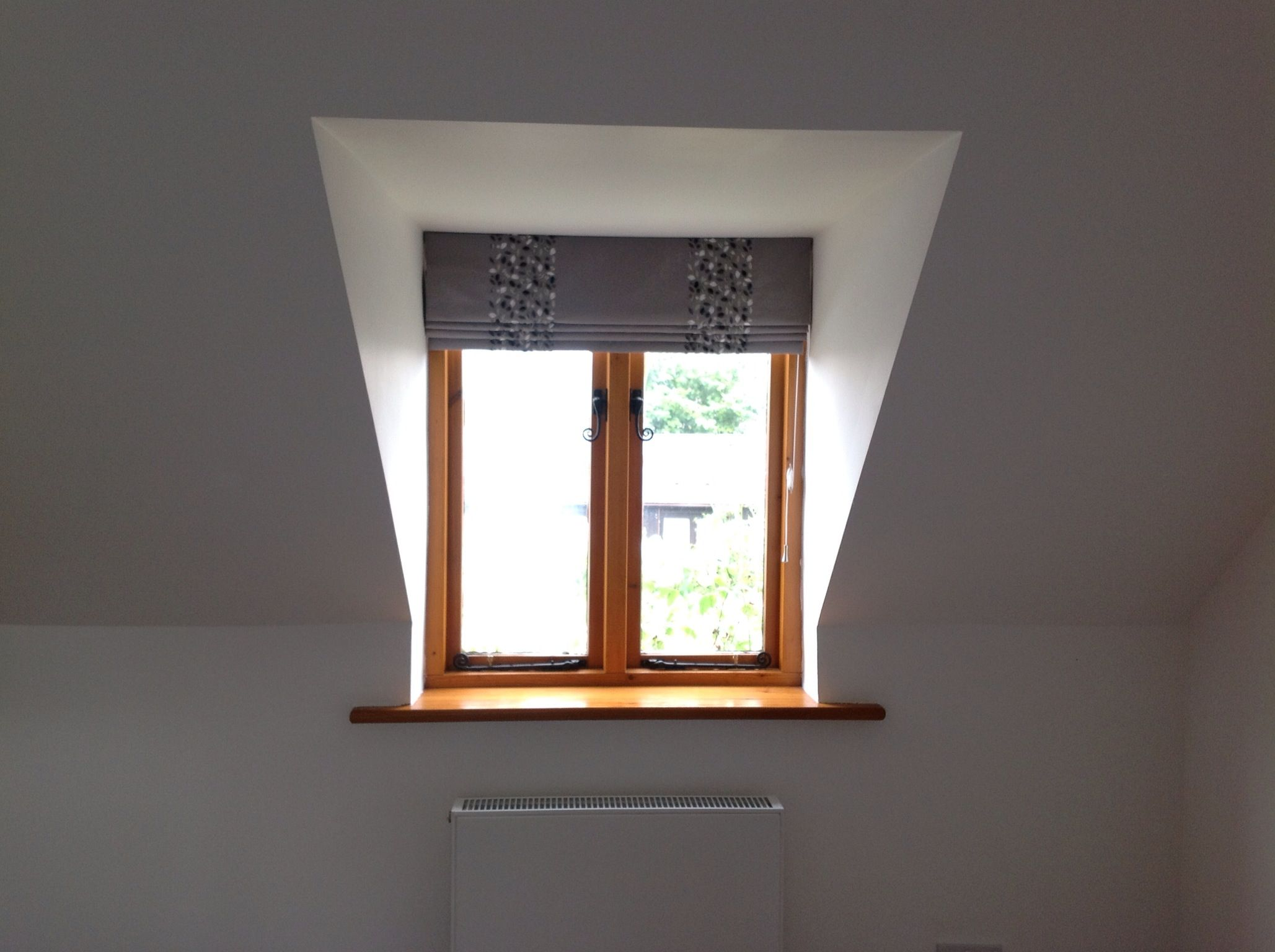 Image Result For Horizontal Blinds And Roman Blinds On