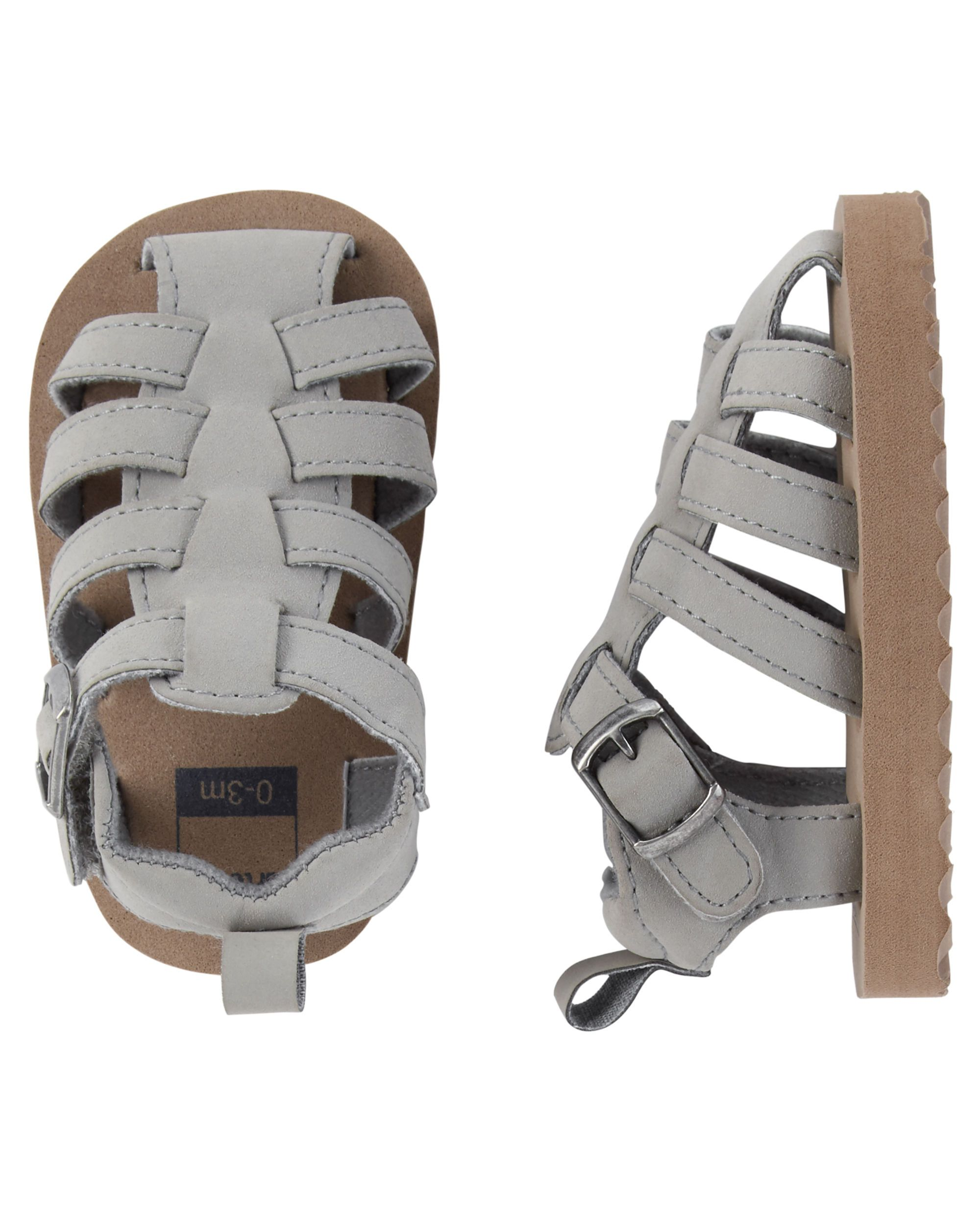 carters sandals baby boy