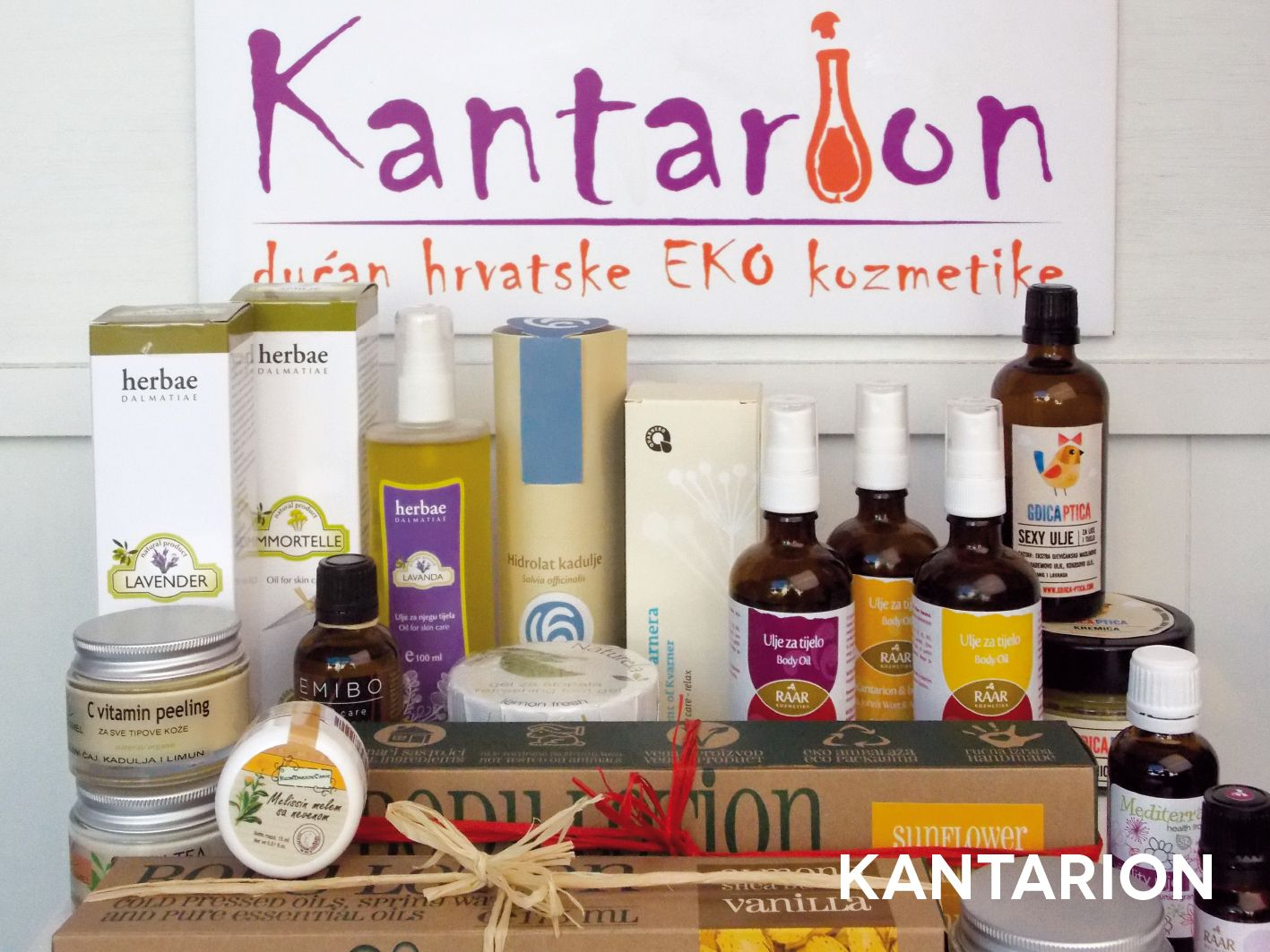 All Natural Body Care Products