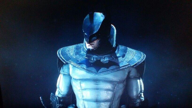 Batman armature
