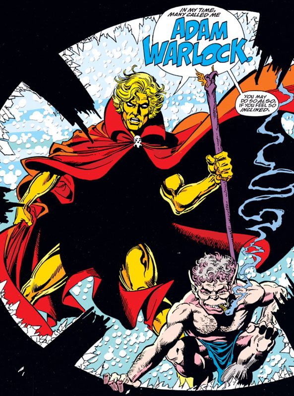 Explicando El Final Y Las Escenas Post Créditos De Guardians Of The Galaxy Vol 2 Warlock Marvel Adam Warlock Comics