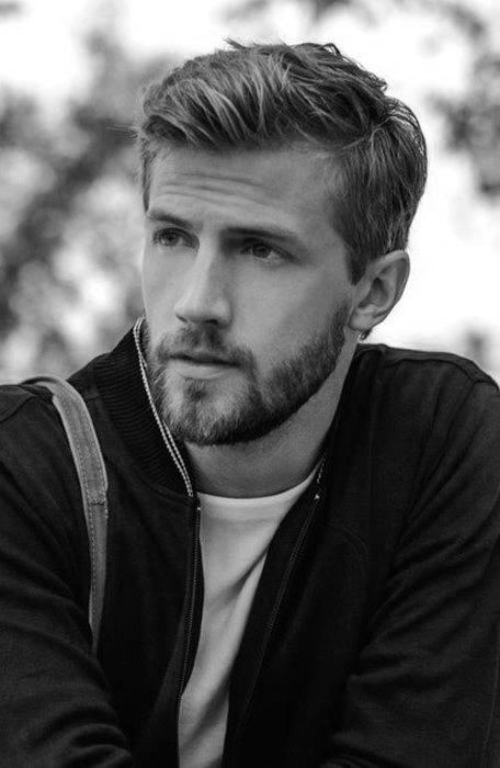 Hairstyles For Men With Thick Hair mens thick hairstyles trendy thick hair hairstyles for men 50 Mens Short Haircuts For Thick Hair
