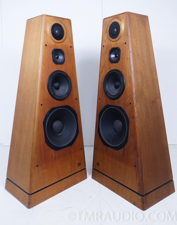 jbl 250ti vintage speakers in factory