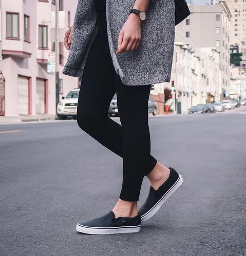Vans Asher Perforated Slip-On Sneaker - Women's | Vans slip ons ...