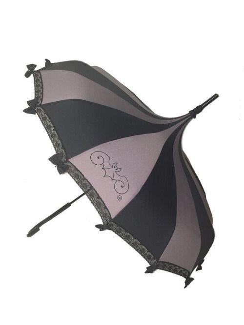 8697a409bc5fa fancy goth umbrella goth gothic lolita gothic lolita nu goth pastel goth  fachin umbrella accessories etsy
