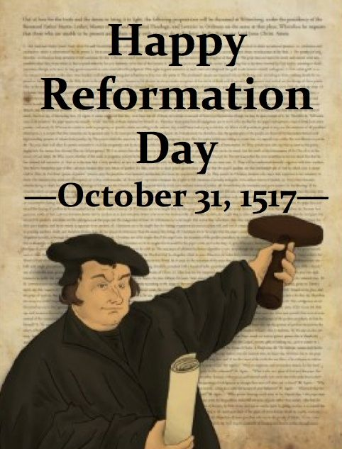 Image result for reformation day