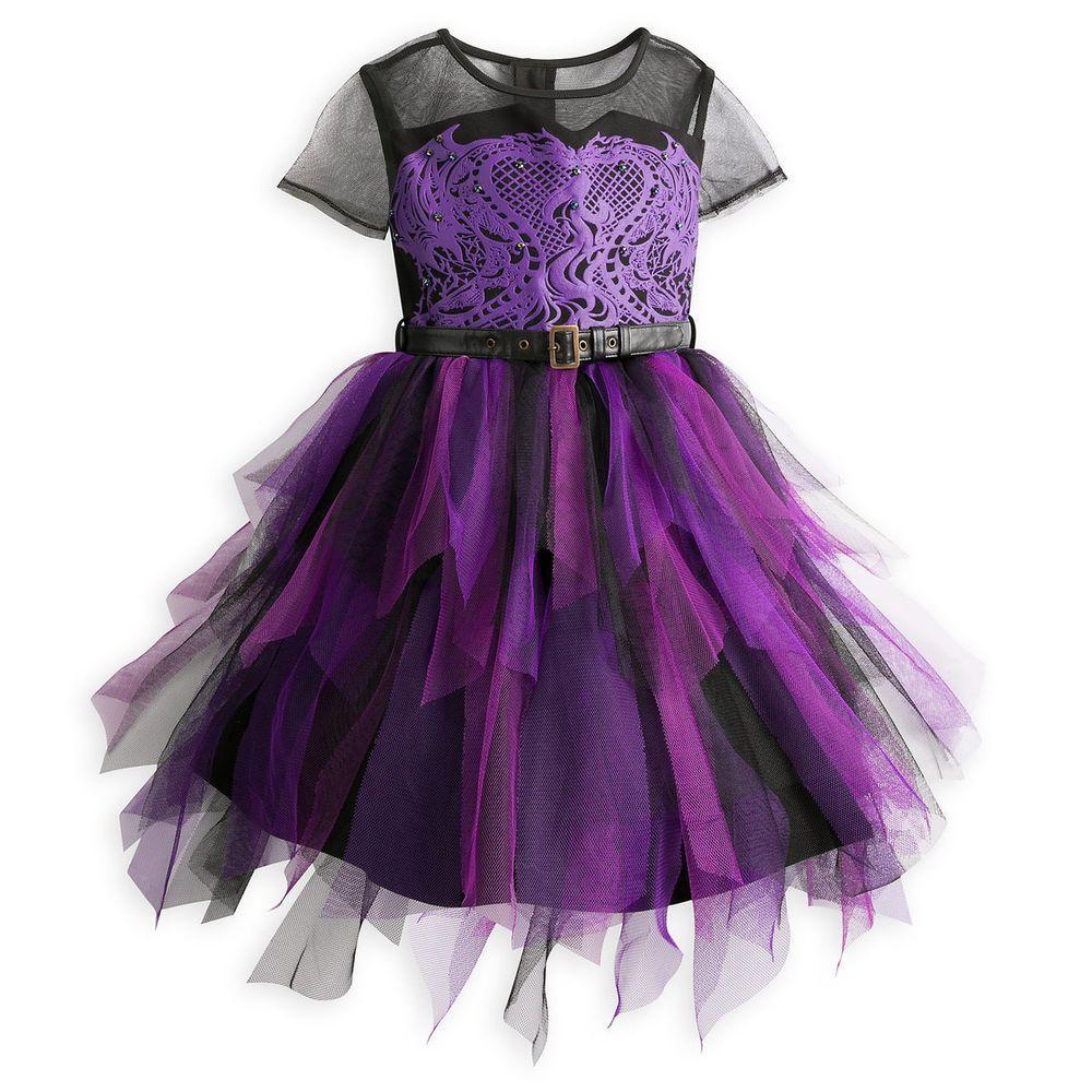 DISNEY Store DESCENDANTS 2 MAL Dress for GIRLS Size 7/8 NWT | Pinterest
