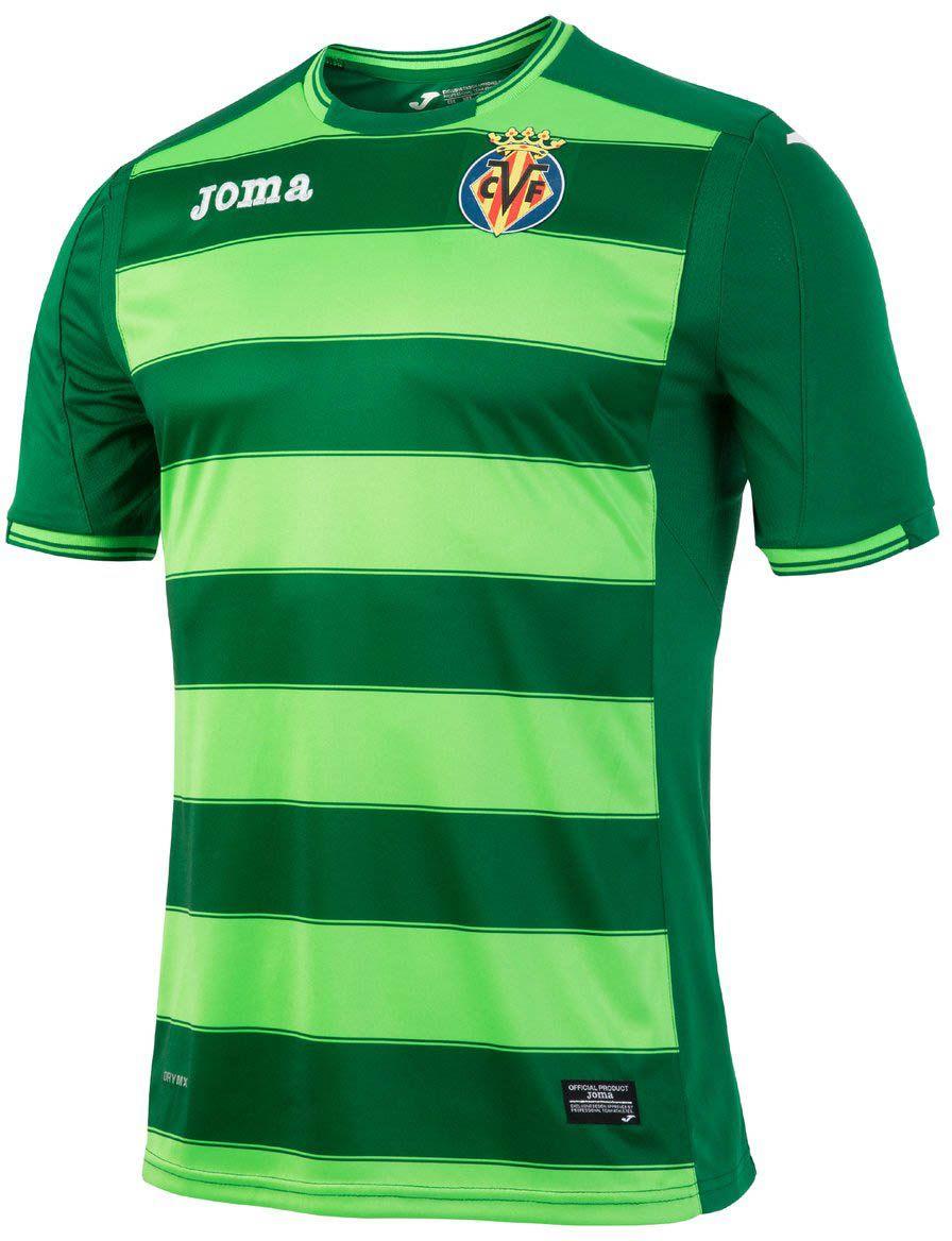 Villarreal third 16/17