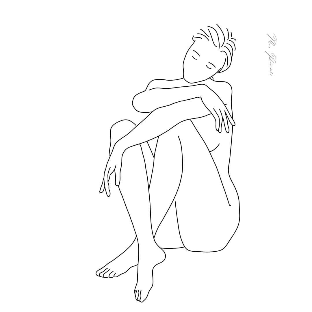 Seduction 🔥🔥🔥😱😱😱 🎨 #art #toptags #artnerd #artsy #painting #sketch #drawing #arts_help #artfido...