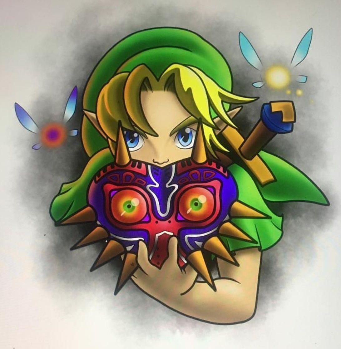 The Legend of Zelda, Majora's Mask Legend of zelda