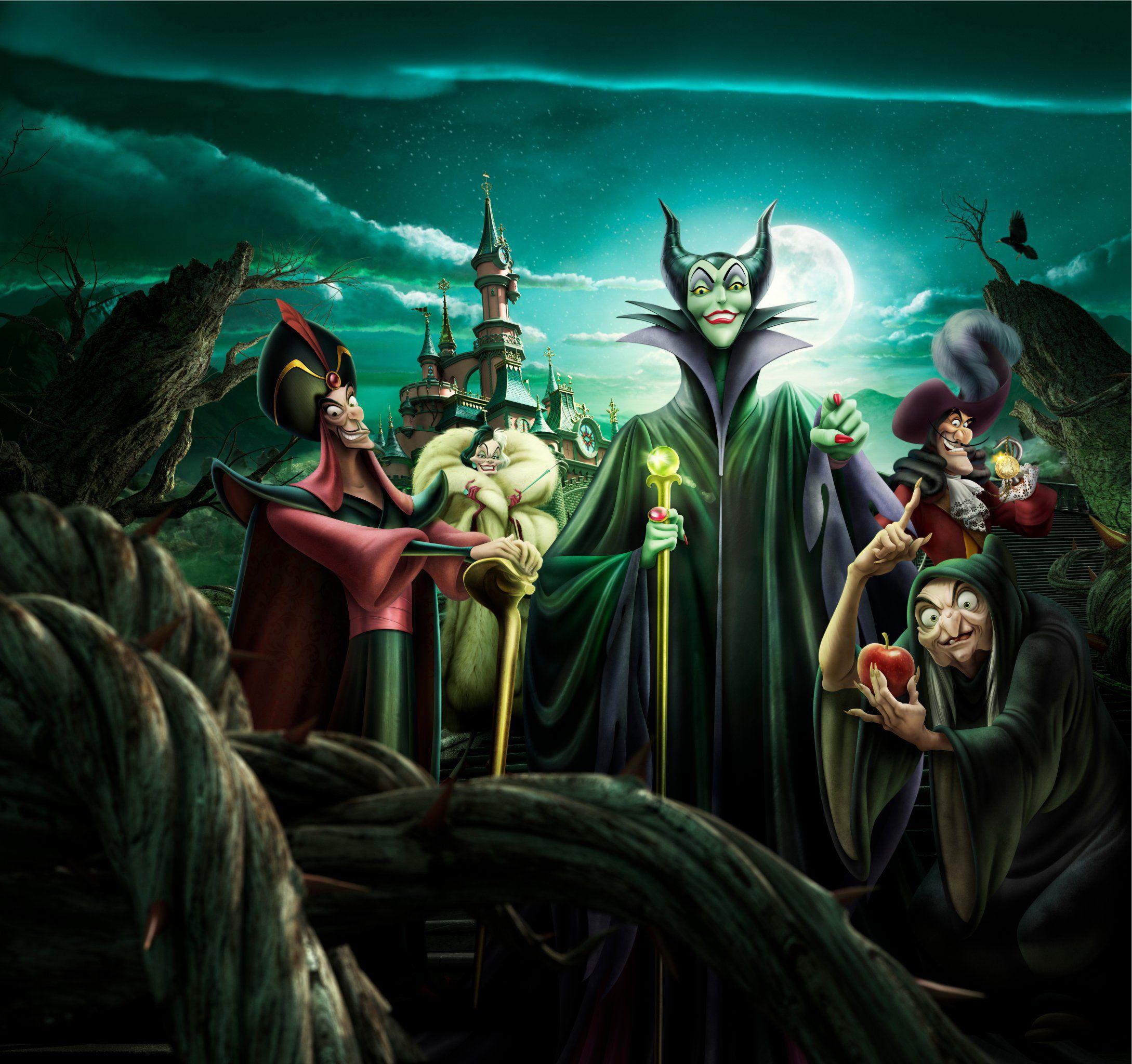 Maleficent Disneyland Paris