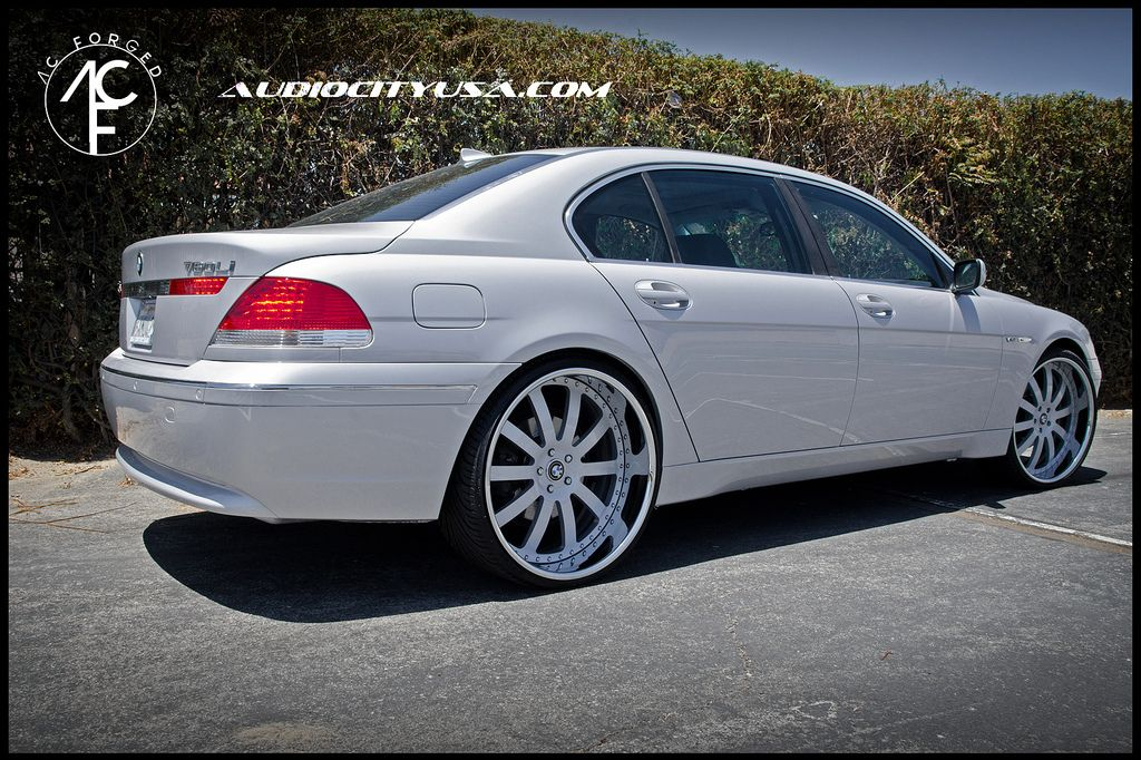 2004 BMW 7 Series 745Li with rims Bmw, Bmw 7 series